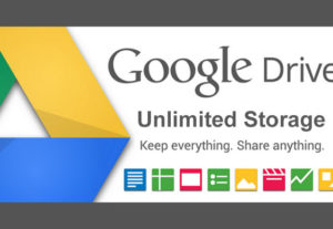 245Give you Google Drive Account with Unlimited Storage