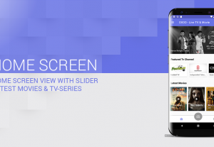 3788OXOO – Android Live TV & Movie Portal App with Powerful Admin Panel