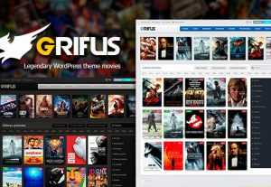 4425Grifus 4.0.3 – Movie Template for WordPress
