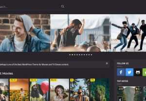 5096MovieAsap – WordPress Theme for Movies And TV Show