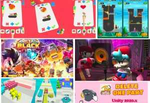 6240Sell trending source code unity games ios android
